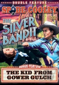 Spade Cooley Double Feature: The Silver Bandit / The Kid from Glower Gulch DVD Cover Art