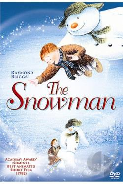 Snowman DVD Cover Art
