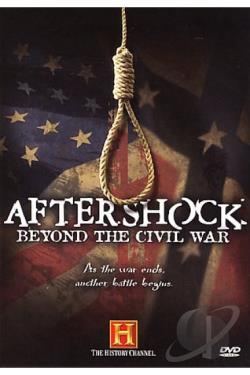 Aftershock: Beyond the Civil War DVD Cover Art