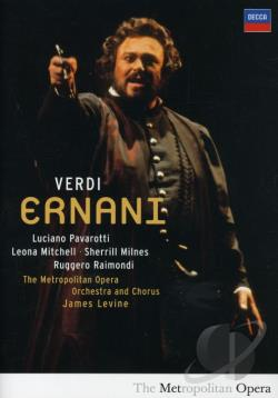 Verdi: Ernani DVD Cover Art