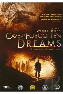 Cave of Forgotten Dreams DVD Cover Art