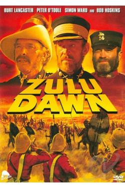 Zulu Dawn DVD Cover Art