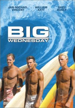 Big Wednesday DVD Cover Art
