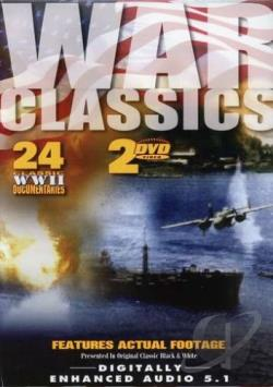 War Classics, Vol. 8 DVD Cover Art