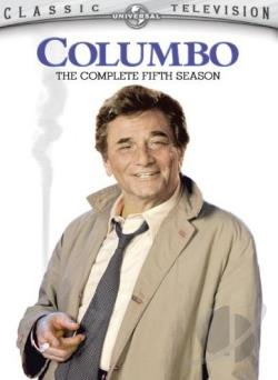 Columbo - The Complete Fifth Season DVD Cover Art