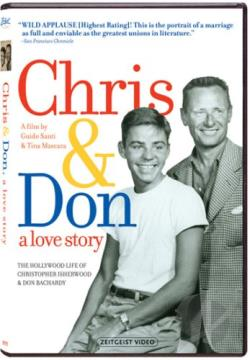 Chris & Don: A Love Story DVD Cover Art