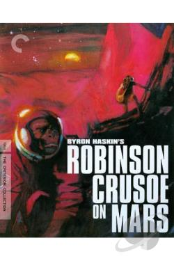Robinson Crusoe on Mars BRAY Cover Art