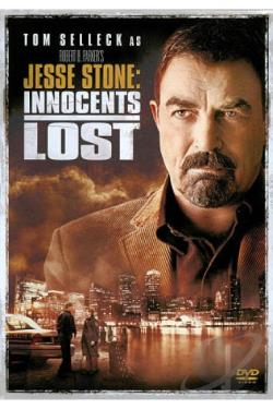 Jesse Stone: Innocents Lost DVD Cover Art