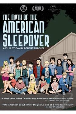 Myth of the American Sleepover DVD Cover Art
