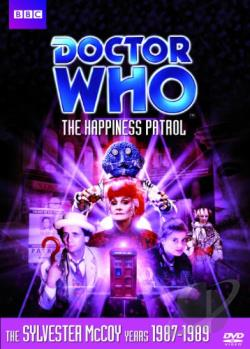 Doctor Who - The Happiness Patrol DVD Cover Art