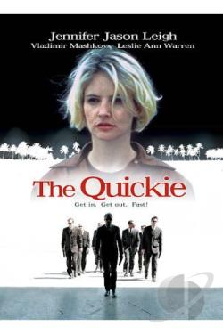 Quickie DVD Cover Art
