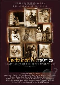 Unchained Memories - Readings from the Slave Narratives DVD Cover Art
