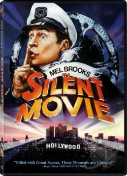 Silent Movie DVD Cover Art