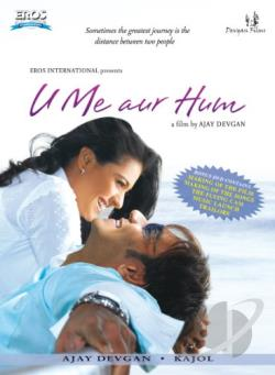 U Me Aur Hum DVD Cover Art