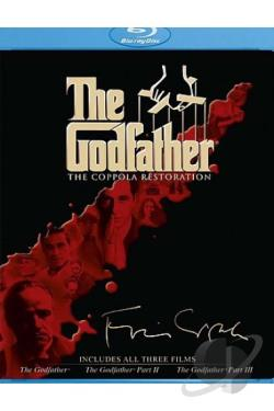Godfather: The Coppola Restoration BRAY Cover Art