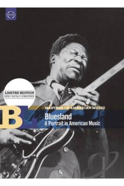 Bluesland - A Portrait of American Music DVD Cover Art