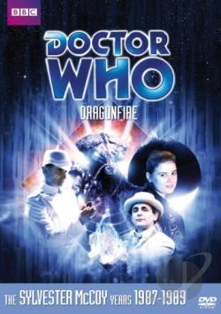 Doctor Who - Dragonfire DVD Cover Art