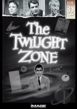 Twilight Zone - Vol. 32 DVD Cover Art