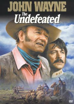 Undefeated DVD Cover Art