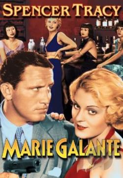 Marie Galante DVD Cover Art