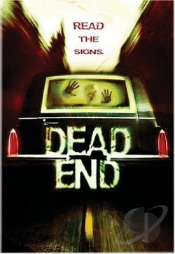Dead End DVD Cover Art