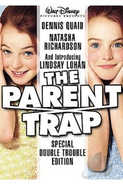 Parent Trap DVD Cover Art