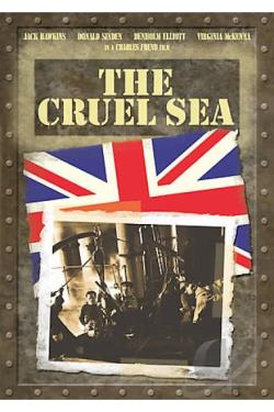 Cruel Sea DVD Cover Art