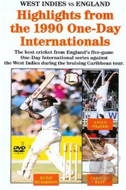 Decade of World Series Cricket DVD Cover Art