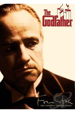 Godfather DVD Cover Art