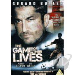 Game Of Their Lives DVD Cover Art