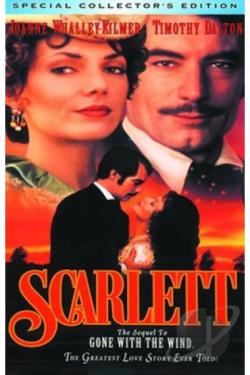 Scarlett DVD Cover Art