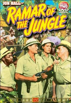 Ramar Of The Jungle DVD Cover Art