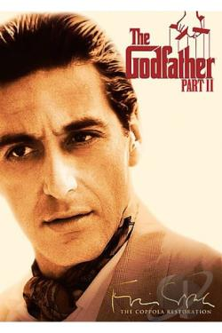 Godfather Part II DVD Cover Art