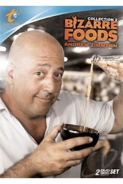 Bizarre Foods: Collection 2 DVD Cover Art