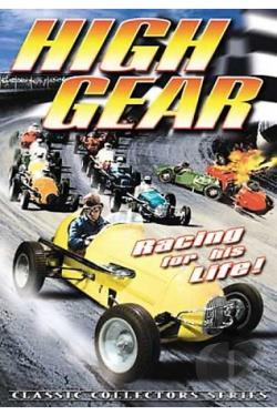 High Gear DVD Cover Art
