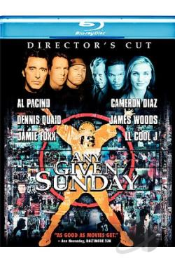 Any Given Sunday BRAY Cover Art
