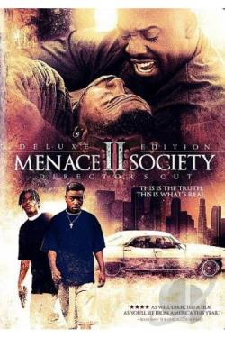 Menace II Society DVD Cover Art