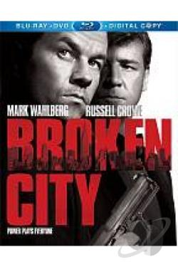 Broken City BRAY Cover Art