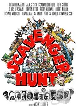 scavenger hunt dvd movie