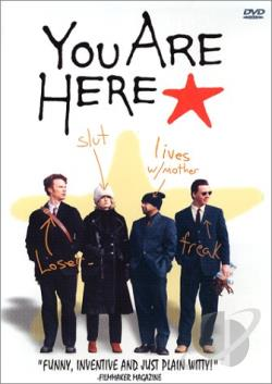 You Are Here* DVD Cover Art