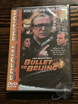Bullet To Beijing DVD Cover Art