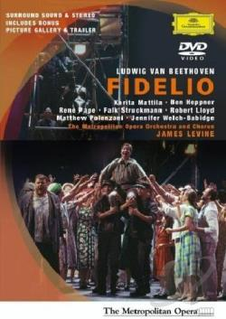 Beethoven - Fidelio DVD Cover Art