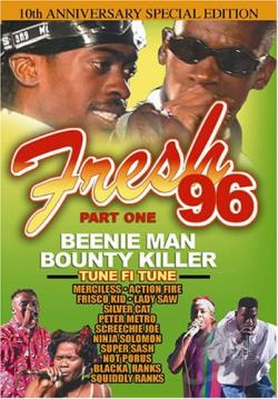 Fresh '96 - Part 1 DVD Cover Art