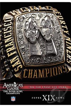 NFL Americas Game: San Francisco 49ers Super Bowl XIX movie