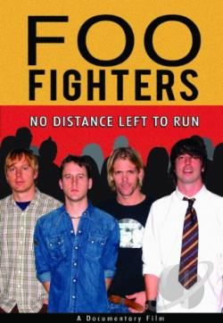 Foo Fighters - No Distance Left To Run DVD Cover Art