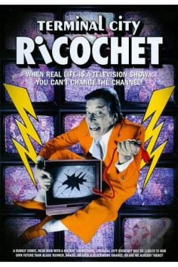 Terminal City Ricochet DVD Cover Art