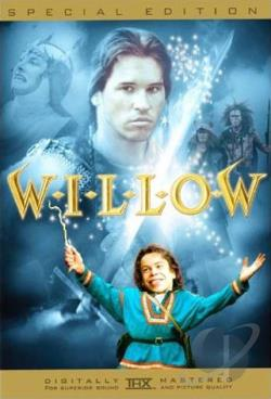 Willow DVD Cover Art