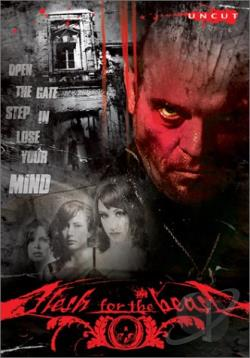 Flesh for the Beast DVD Cover Art