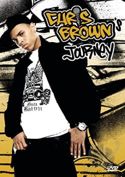 Chris Brown's Journey DVD Cover Art