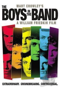 Boys in the Band DVD Cover Art